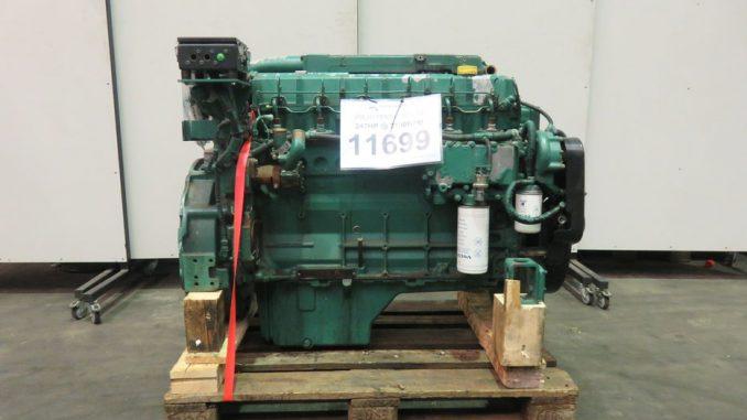 Used diesel engines
